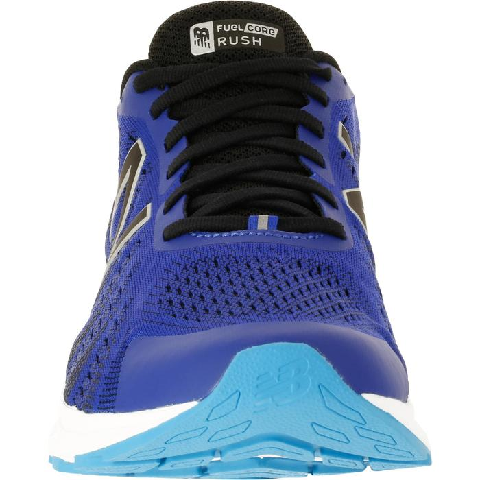 CHAUSSURES COURSE A PIED RUNNING NEW BALANCE RUSH V3 HOMME  BLEU - 1237882