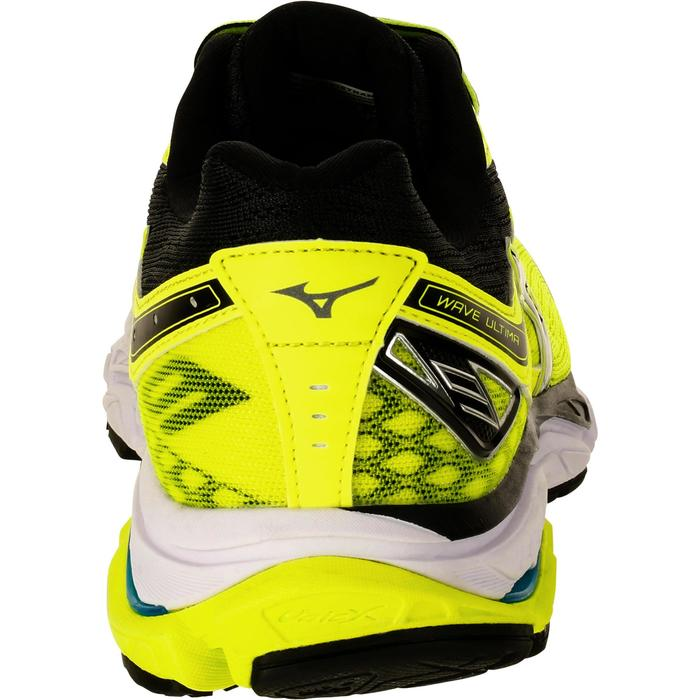 CHAUSSURES COURSE A PIED RUNNING MIZUNO WAVE ULTIMA 9 HOMME JAUNE - 1237883