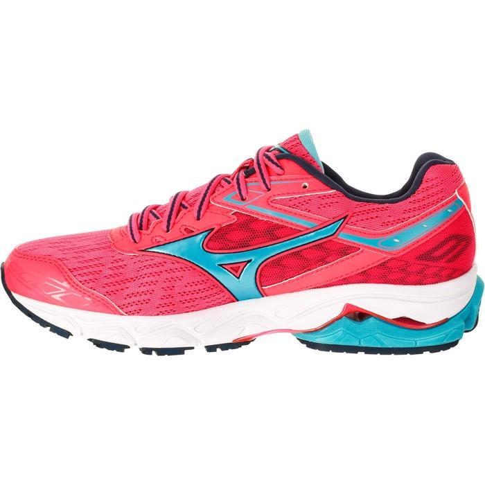 Hardloopschoenen voor dames Mizuno Wave Ultima 9 roze - 1237886