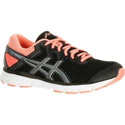 Hardloopschoenen voor dames Asics Gel Windhawk zwart roze