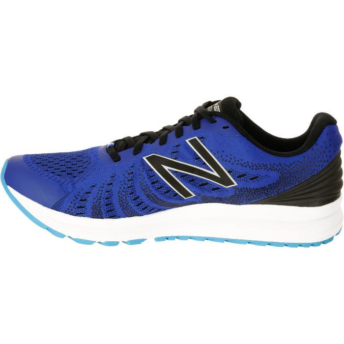 CHAUSSURES COURSE A PIED RUNNING NEW BALANCE RUSH V3 HOMME  BLEU - 1237891