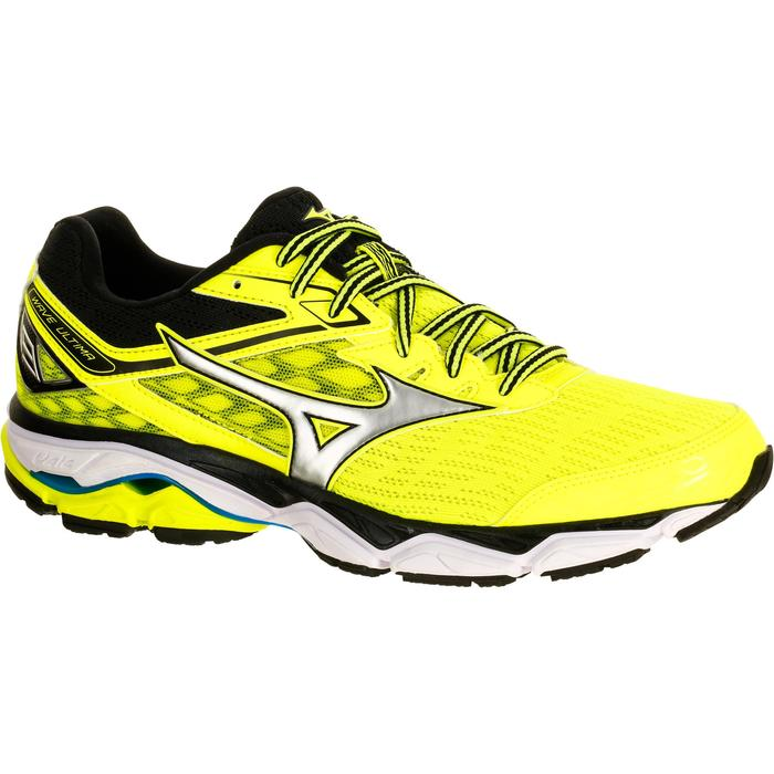 CHAUSSURES COURSE A PIED RUNNING MIZUNO WAVE ULTIMA 9 HOMME JAUNE - 1237892