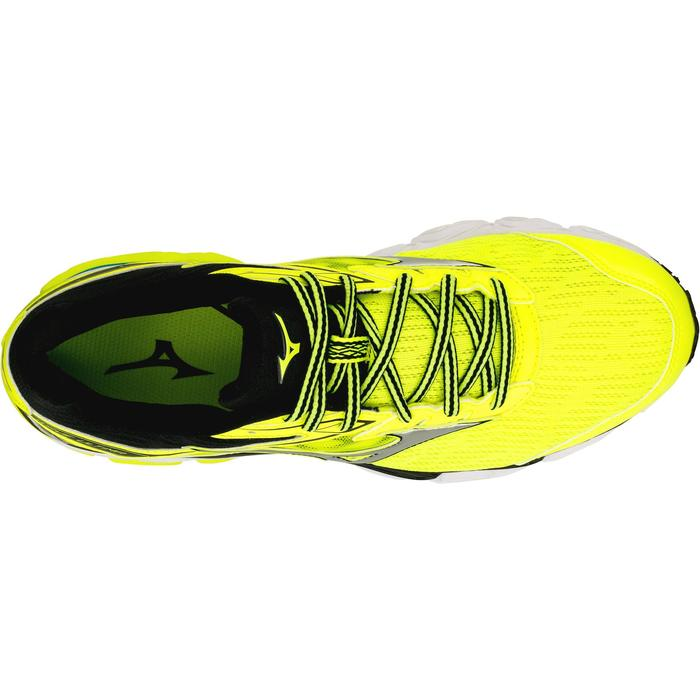 CHAUSSURES COURSE A PIED RUNNING MIZUNO WAVE ULTIMA 9 HOMME JAUNE - 1237898