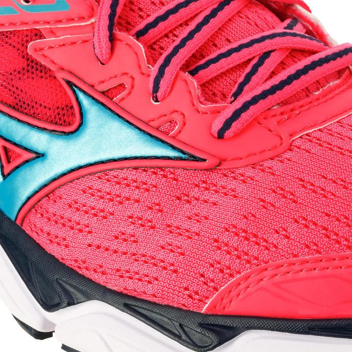 CHAUSSURES RUNNING COURSE A PIED MIZUNO WAVE ULTIMA 9 FEMME ROSE - 1237900