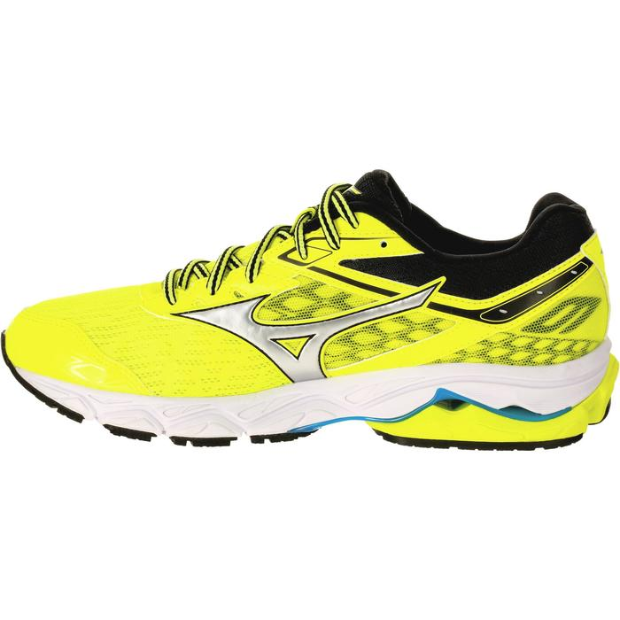 CHAUSSURES COURSE A PIED RUNNING MIZUNO WAVE ULTIMA 9 HOMME JAUNE - 1237902