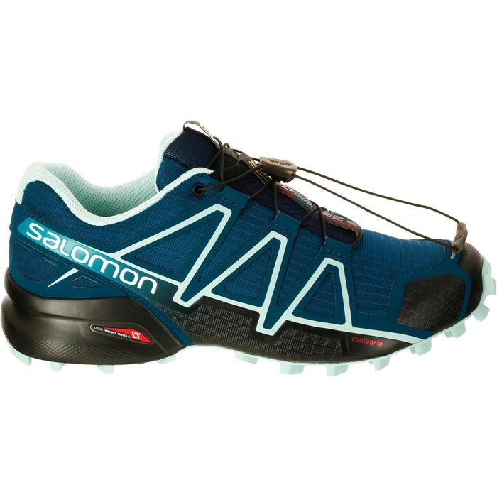 Chaussure Trail Running Femme SALOMON SPEEDCROSS 4  BLEU - 1237912