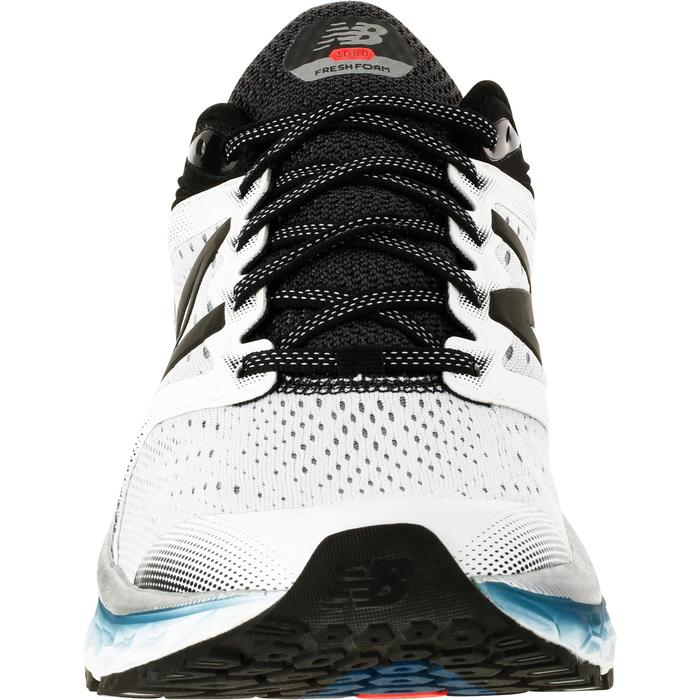 CHAUSSURES COURSE A PIED RUNNING NEW BALANCE 1080 V7 HOMME BLANC - 1237917