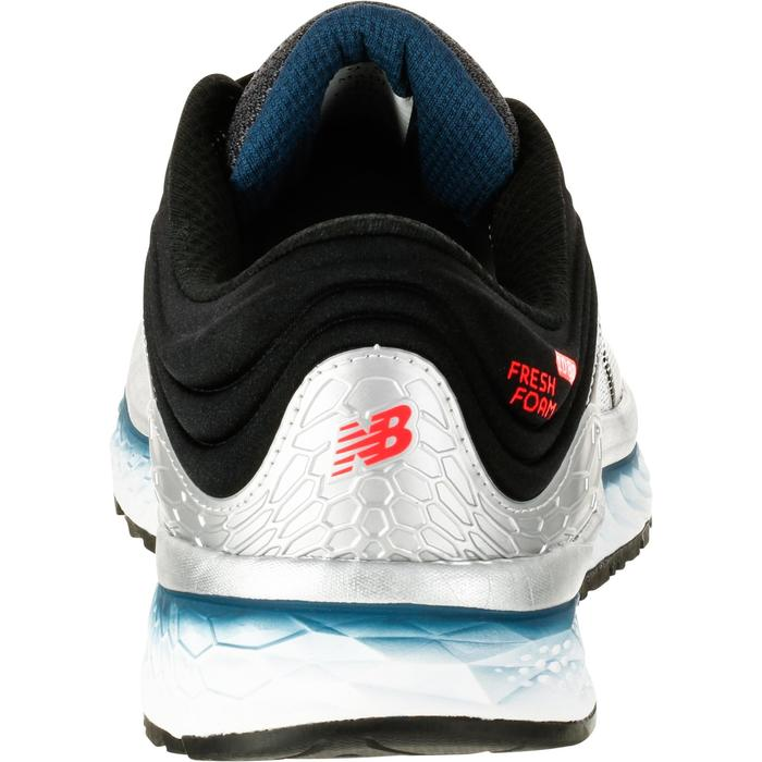 CHAUSSURES COURSE A PIED RUNNING NEW BALANCE 1080 V7 HOMME BLANC - 1237927