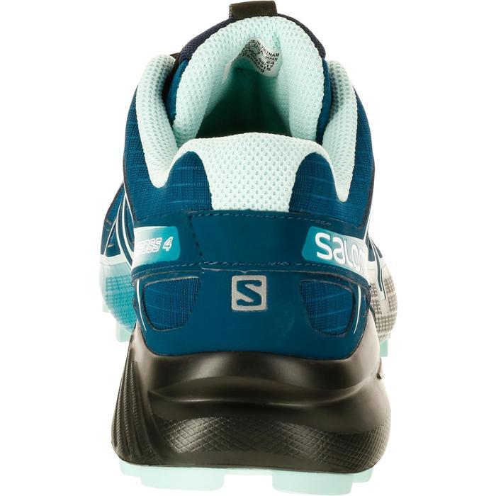 Chaussure Trail Running Femme SALOMON SPEEDCROSS 4  BLEU - 1237928