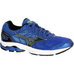 Hardloopschoenen voor heren Mizuno Wave Rider 21 blauw