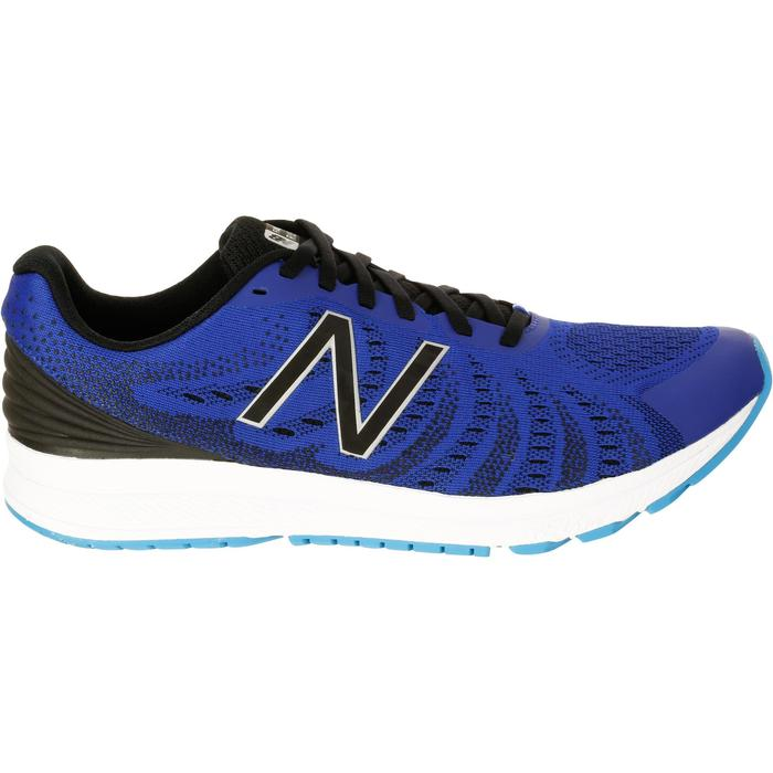 CHAUSSURES COURSE A PIED RUNNING NEW BALANCE RUSH V3 HOMME  BLEU - 1237935