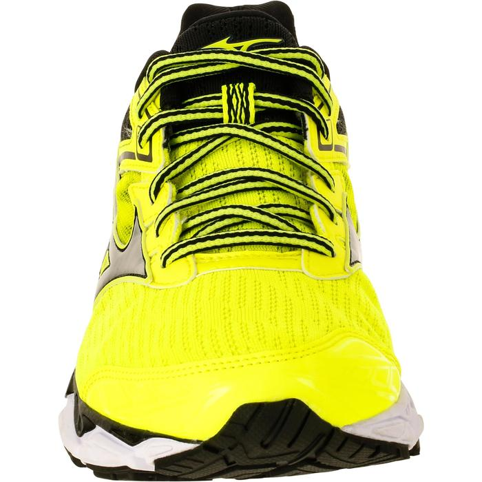 CHAUSSURES COURSE A PIED RUNNING MIZUNO WAVE ULTIMA 9 HOMME JAUNE - 1237938