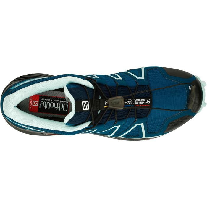 Chaussure Trail Running Femme SALOMON SPEEDCROSS 4  BLEU - 1237941