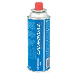 Cartucho de gás de válvula para fogareiro CP 250 (220 gramas)