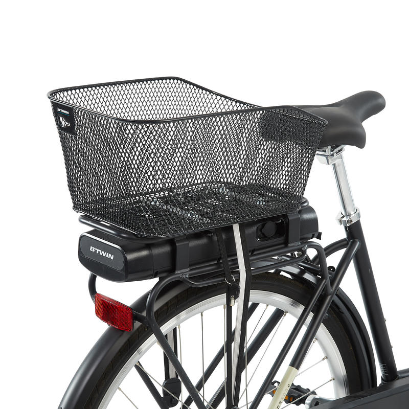 100 Back Pannier 13L Bike Basket