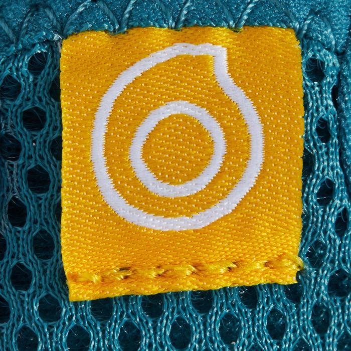 Chaussures aquatiques Aquashoes 120 enfant bleues jaunes - 1238263