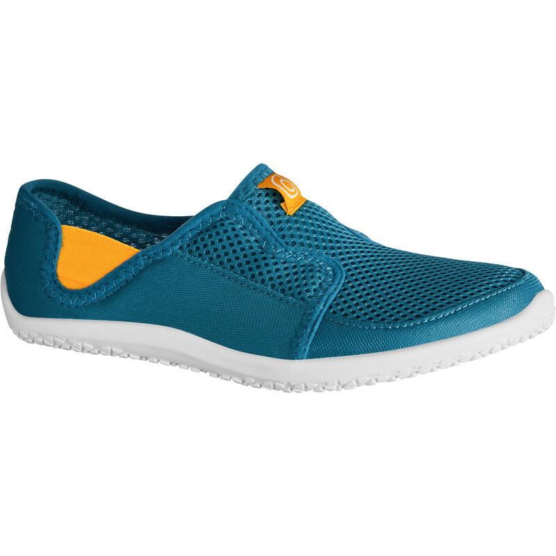Kids' Aquashoes 120 - Blue Yellow