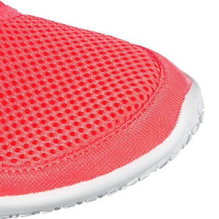 נעלי 120 aquashoes לילדים - ורוד קורל