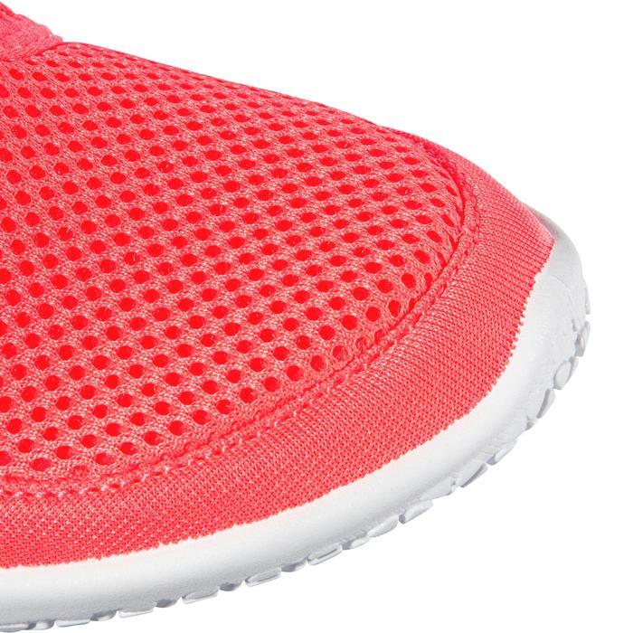 Chaussures aquatiques Aquashoes 120 enfant bleues jaunes - 1238265
