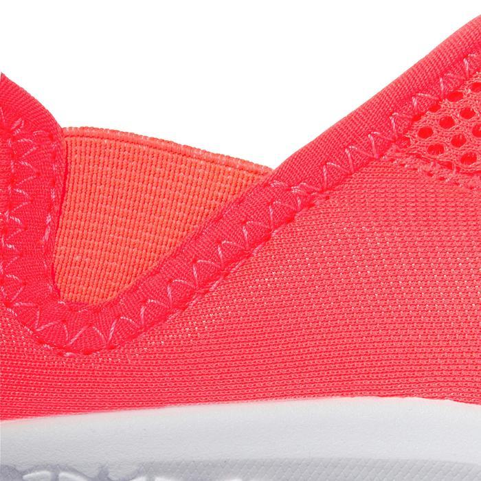 Chaussures aquatiques Aquashoes 120 enfant bleues jaunes - 1238273