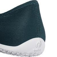 Escarpines Cangrejeras Zapato Acuático De Río Snorkel Subea 120 Verde
