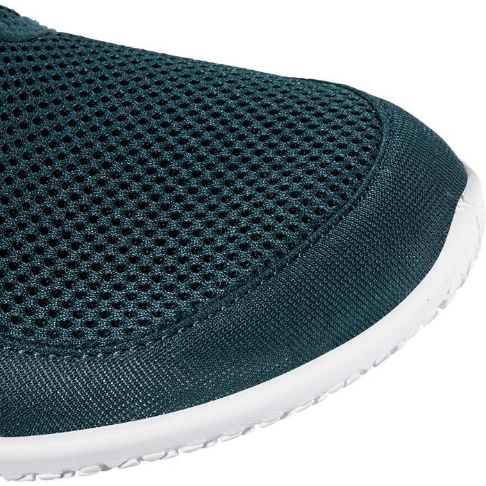 Zapatillas acuáticas Aquashoes 120 adulto turquesa oscuro