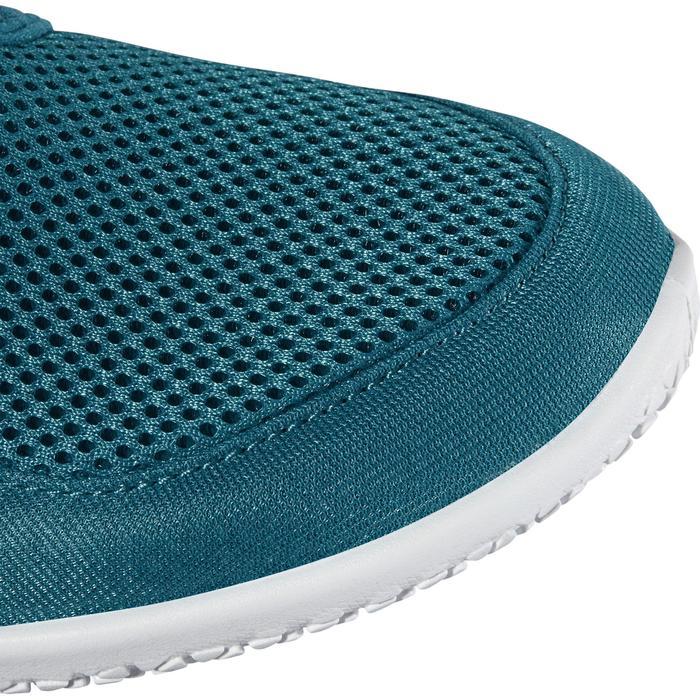 Aquashoes chaussures aquatiques 120 adulte bleu rouge
