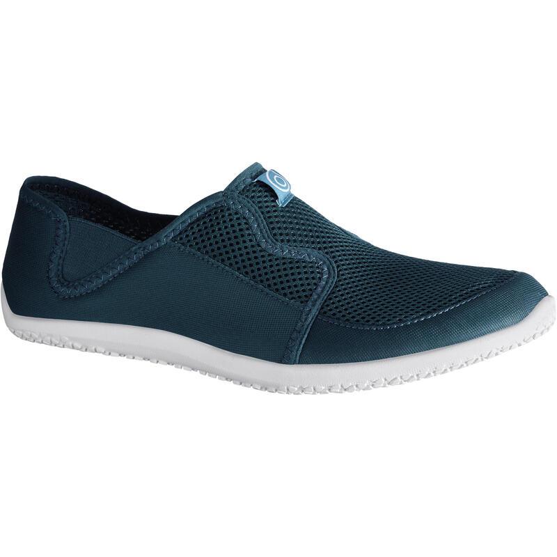 成人款水陸兩用鞋SNK 120-軍藍色