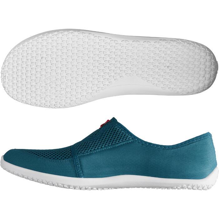 Aquashoes zapatillas acuáticas 120 adulto azul rojo