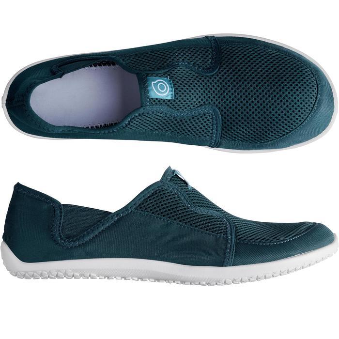 Aquashoes chaussures aquatiques 120 adulte grises - 1238291