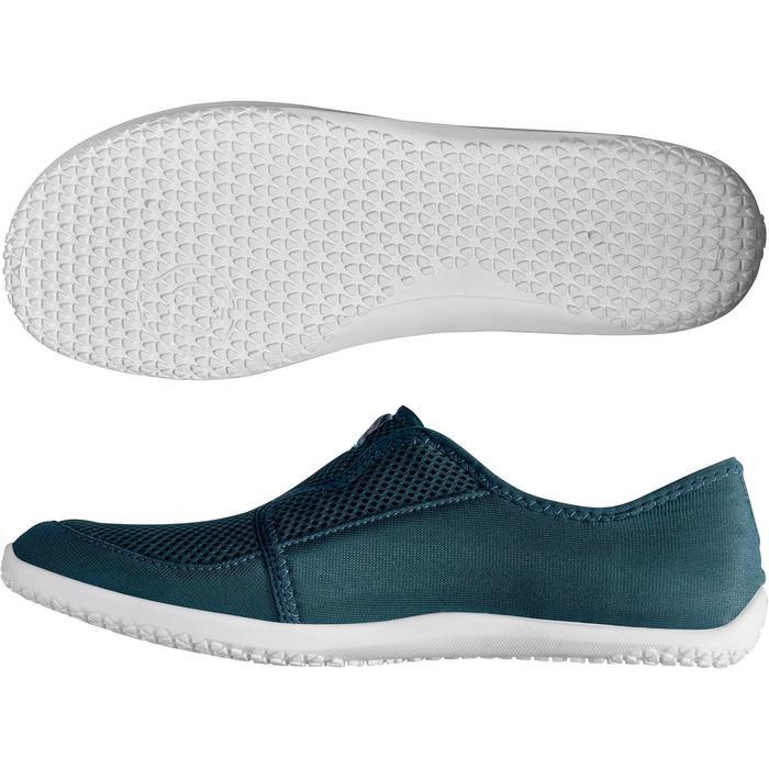 Aquashoes chaussures aquatiques 120 adulte grises - 1238292