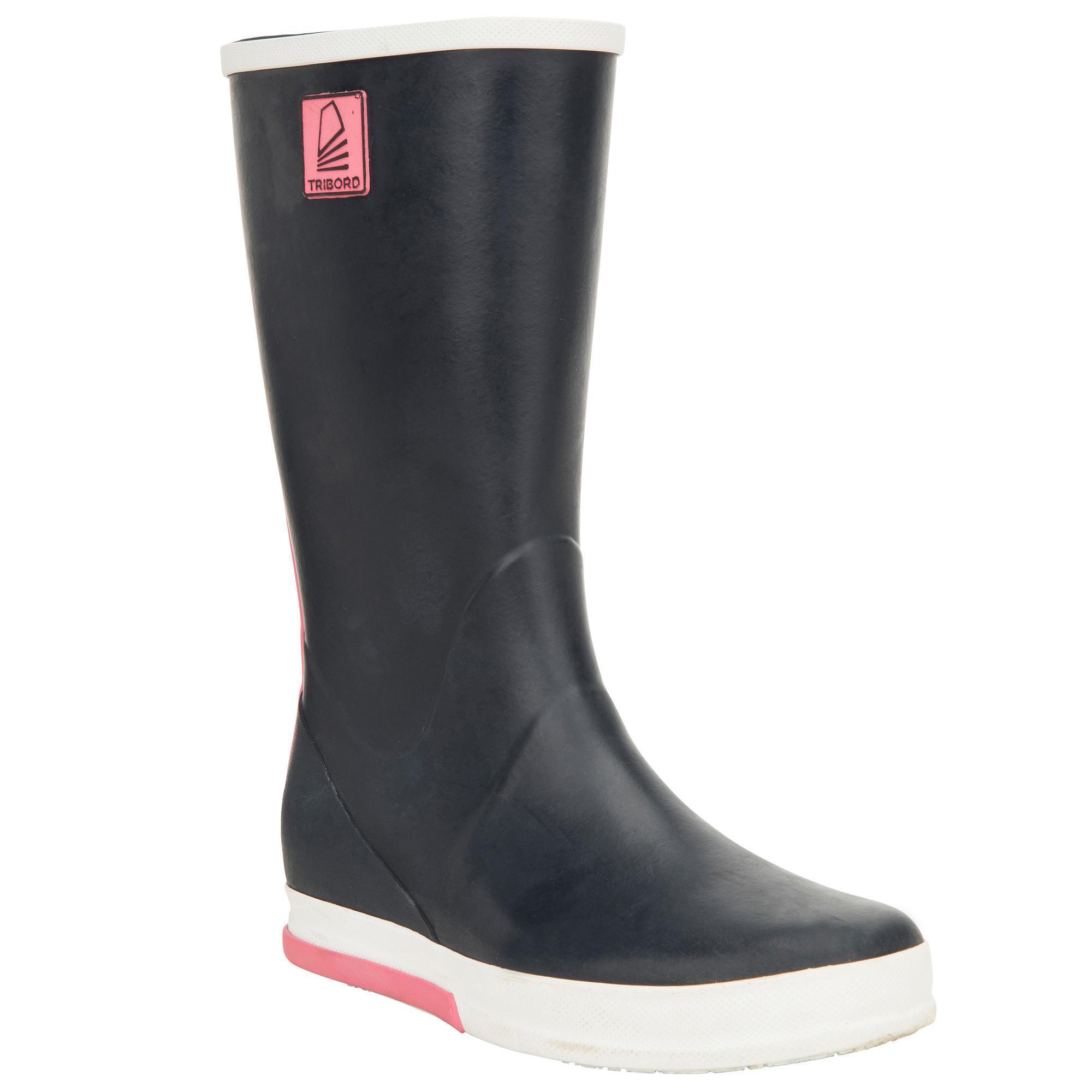 Tribord Zeillaarzen B500 voor volwassenen