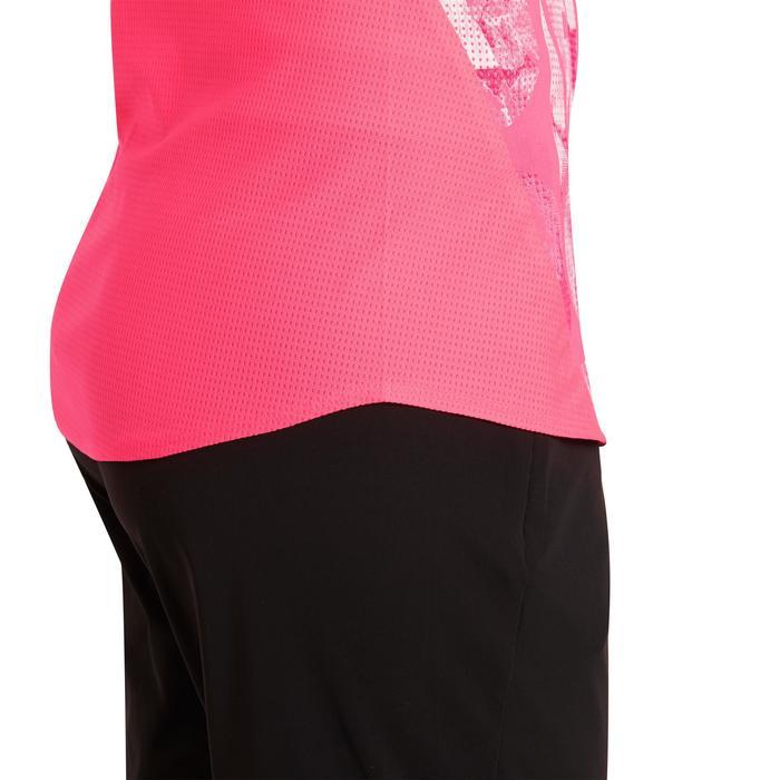 Damestop Energy voor cardiofitness roze