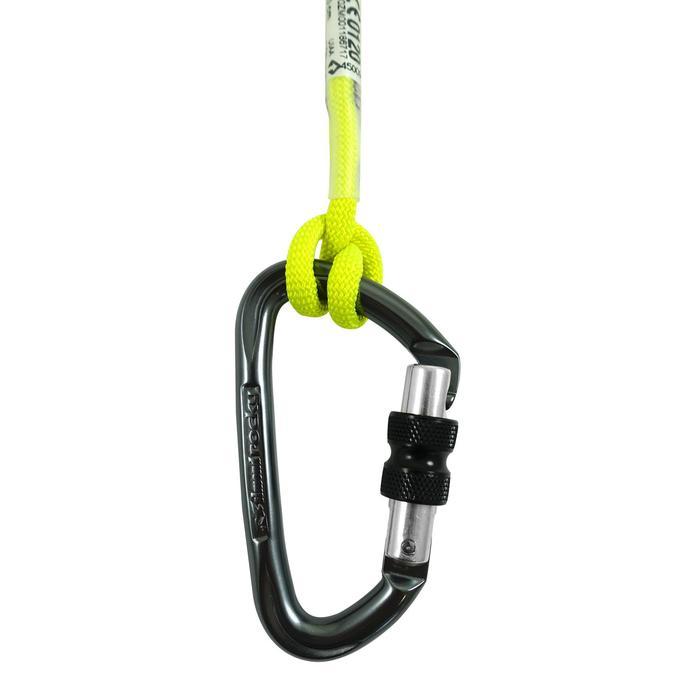 Anneau pour nœud autobloquant PRUSSIK LOOP 60 cm Jaune - 1238516