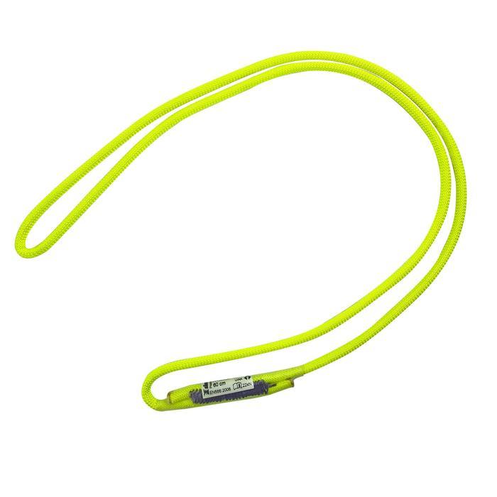 Anneau pour nœud autobloquant PRUSSIK LOOP 60 cm Jaune - 1238518