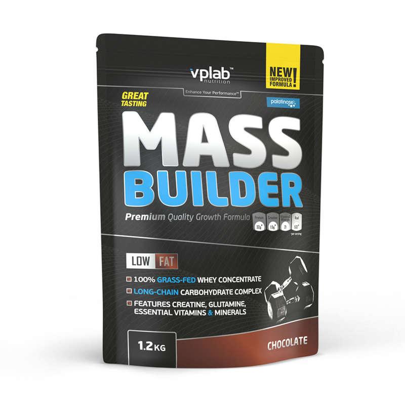 ПРОТЕИНЫ, БИОЛОГИЧ АКТИВ ДОБАВКИ Спортивное питание - Гейнер Vplab mass builder Шоко VPLAB - Спортивное питание