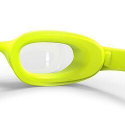 Goggles de natación XBASE EASY amarillo
