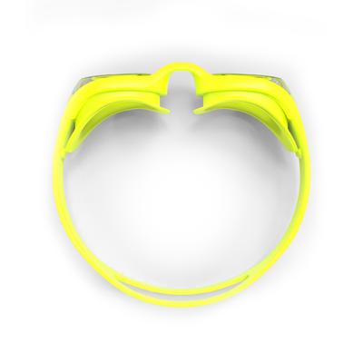 100 XBASE EASY Swimming Goggles - Yellow