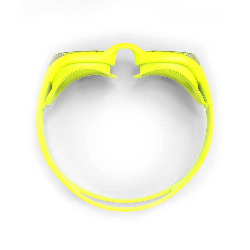 Swimming Goggles XBASE Easy - Yellow