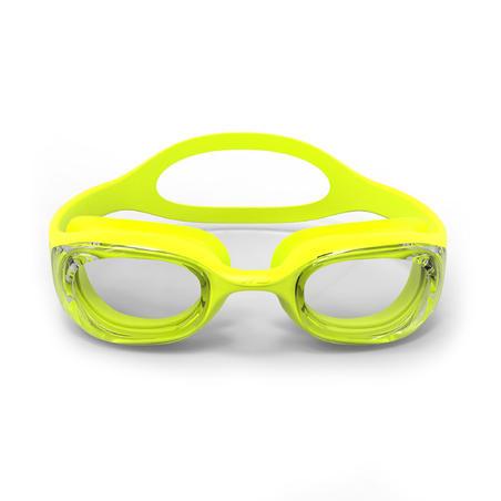 Goggles de Natación 100 Xbase Easy Amarillo