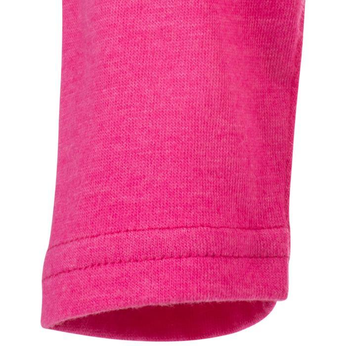 Lot x2 T-Shirt manches longues col montant imprimé Gym baby - 1239085
