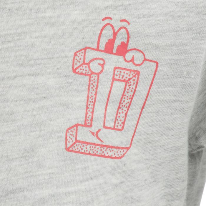 Lot x2 T-Shirt manches longues col montant imprimé Gym baby - 1239116