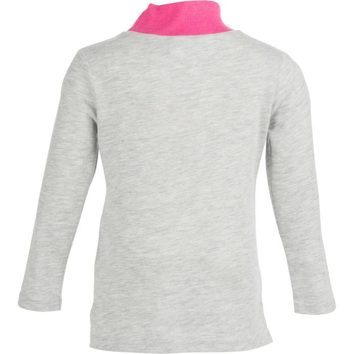 Lot x2 T-Shirt manches longues col montant imprimé Gym baby - 1239117