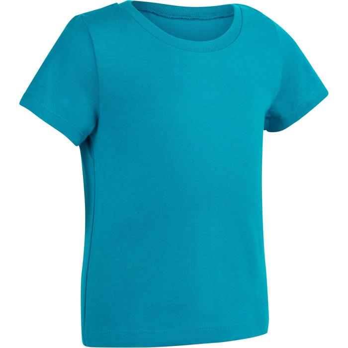 T-Shirt manches courtes 100 Baby Gym - 1239144