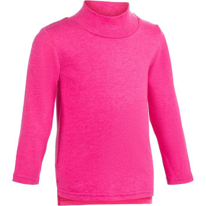 Lot x2 T-Shirt manches longues col montant imprimé Gym baby - 1239153