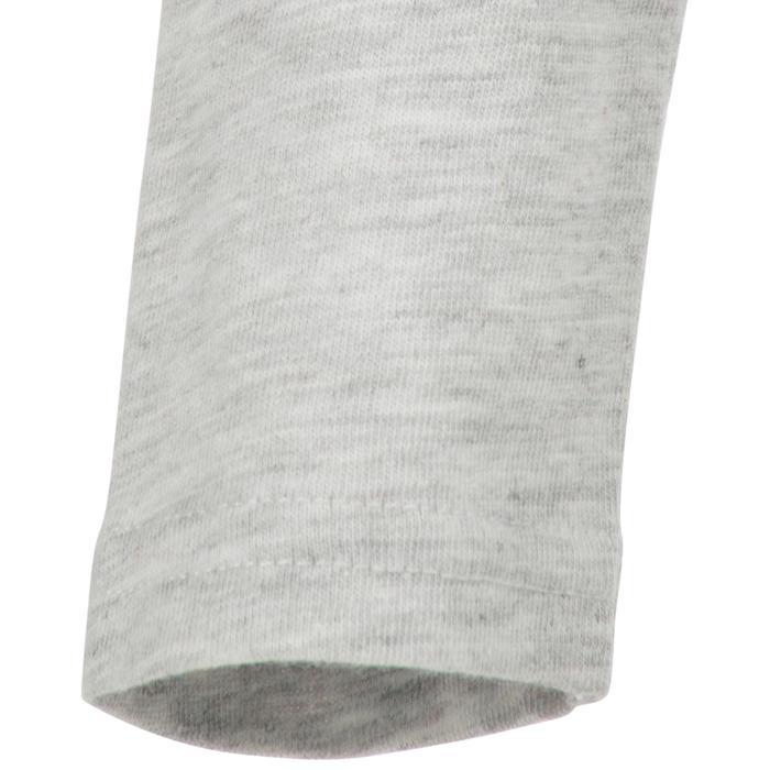 Lot x2 T-Shirt manches longues col montant imprimé Gym baby - 1239173