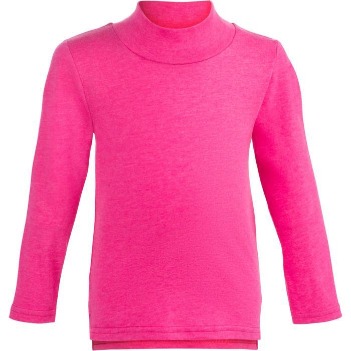 Lot x2 T-Shirt manches longues col montant imprimé Gym baby - 1239186