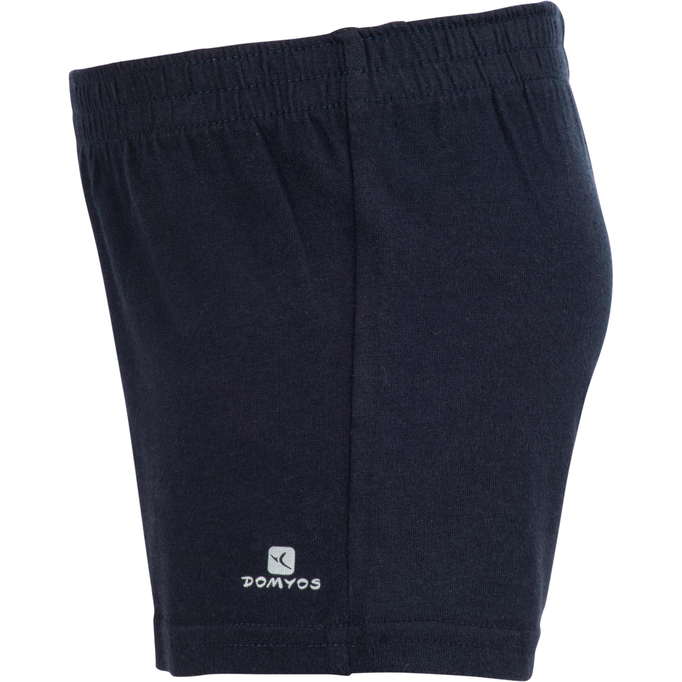 100 Baby Gym Shorts - Navy Blue