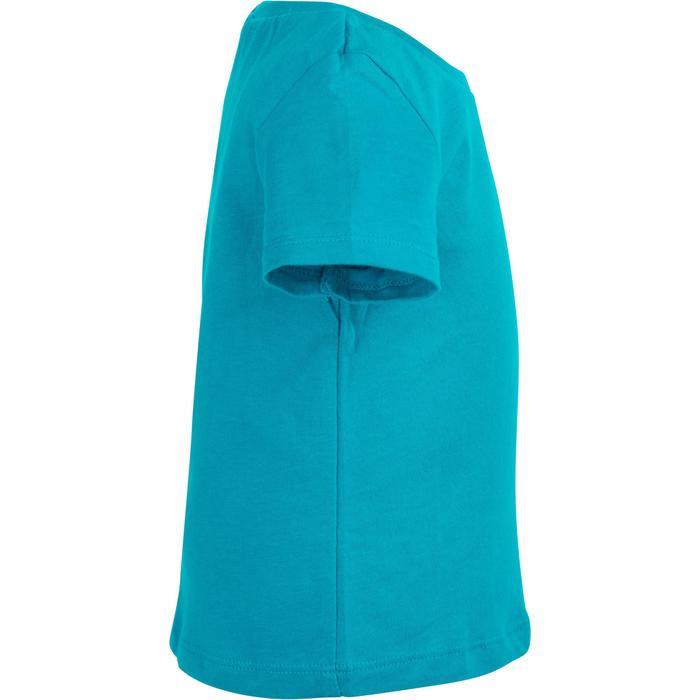 T-Shirt manches courtes Gym baby bleu