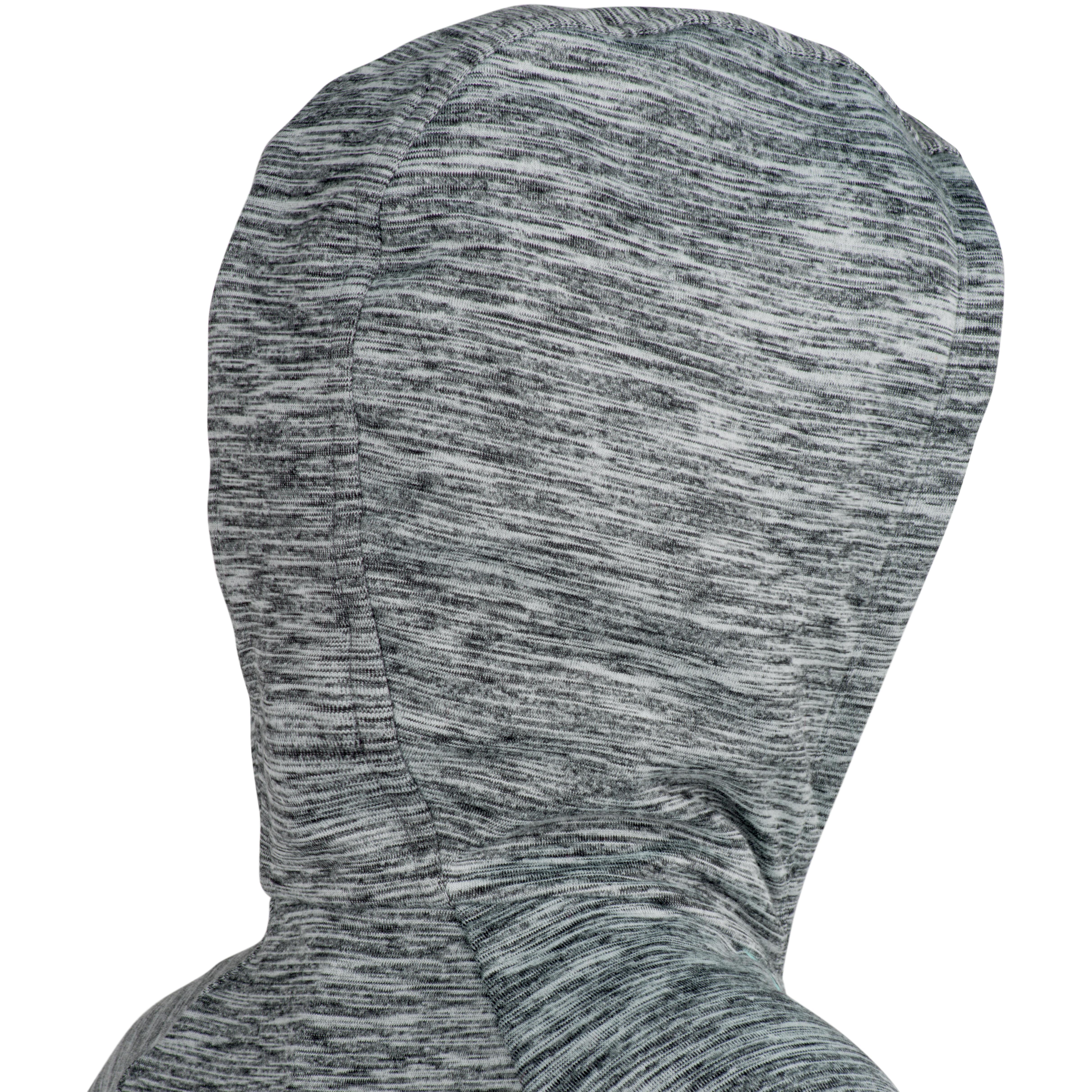 Baby 560 Hooded Gym Jacket - Grey